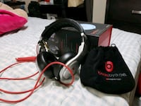 black and red corded headphones Calgary, T3B 0B3