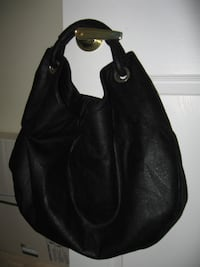 BLACK HOBO BAG Toronto