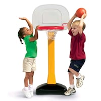 Little Tykes Tot sports Basketball Set Surrey, V3W 3G9