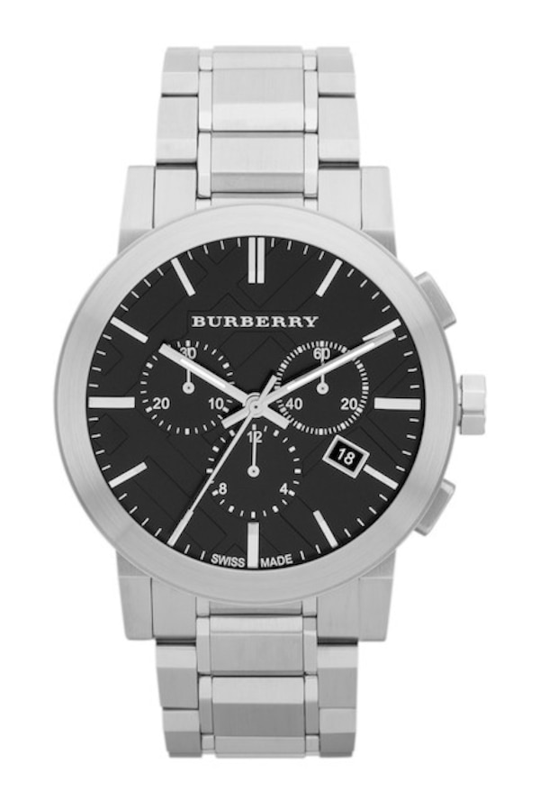 2946b602157 Burberry Watch - The City - Men - silver with black. HomeOther Richmond Hill