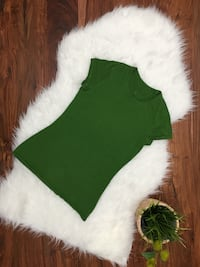 lululemon green short sleeve  Surrey, V4A 3T6