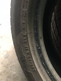 Pirelli winter tire very good condition.the size is 225 45 R18. Only one tire . Montréal, H8Y