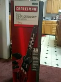 Brand new in the box chain saw Portland, 97203