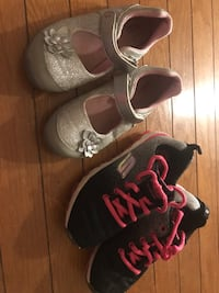 Girls shoes - size 12 Arlington, 22203