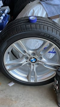 Tires--2017 BMW 4 Series