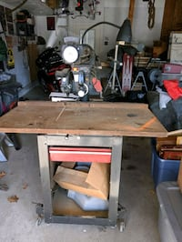Craftsman radial arm saw Templeton, 01468