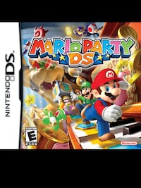 QUALITY NINTENDO DS MARIO PARTY GAME . Edmonton, T5L 0S3
