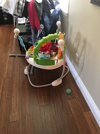 baby's white and green jumperoo Placentia, 92870