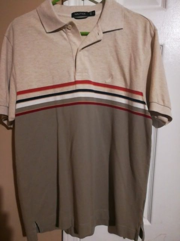 38ae72f8 Used Men's Nautica polo size small for sale in Bowling Green - letgo