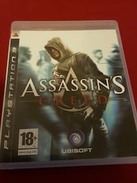 Sony PS3 Assassin's Creed spill tilfelle