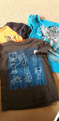 Size 10-12 t-shirts Bunker Hill, 25413