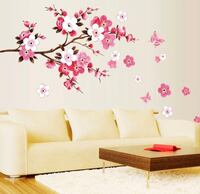 Flowers removal wall stickers decor  San Diego, 92113