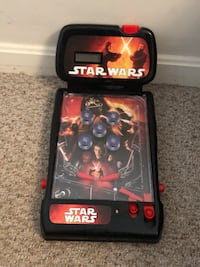 Star Wars Tabletop Electronic Pinball Machine Fairfax, 22030