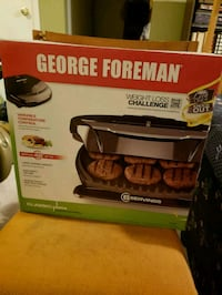 George Foreman Grill (never used) Abbotsford, V2S 5N5