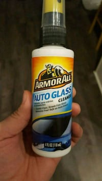 Auto glass cleaner  Stephens City