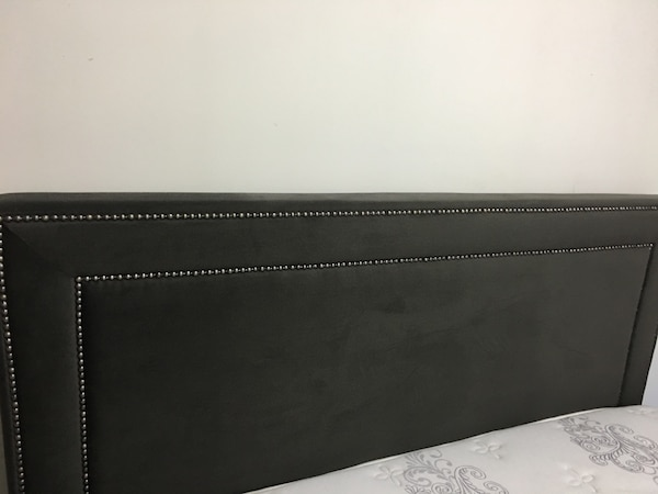 Bed frame used for 2 months. Pretty much new