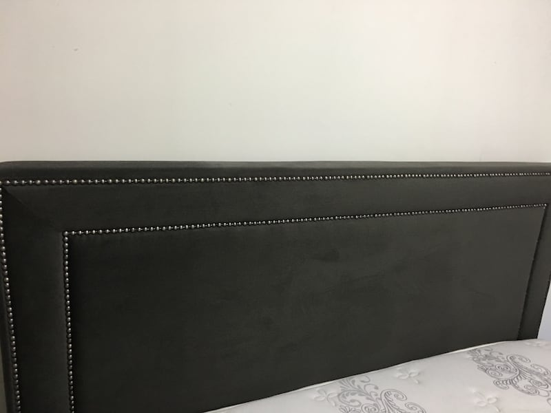 Bed frame used for 2 months. Pretty much new a54b2b3a-6bdb-4f71-b176-c42325cf6e41