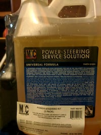 MOC Power Steering flush solution Silver Spring, 20906