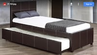 Trundle bed bedroom furniture Hamilton, L8W 3A1