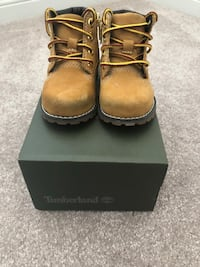 Authentic Timberland Toddler Boots Innisfil, L9S 0J9