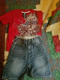 Boys toddler size 2t South Bend, 46616