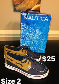 Boys Nautica Shoes Windsor Mill, 21244