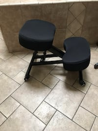 Black and gray knelling chair Bakersfield, 93309