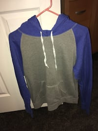 Pull over hoodies (blue, grey, purple) Guelph