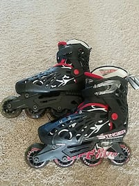 Kids roller blades youth adjustable size 2-5 Jacksonville, 32226
