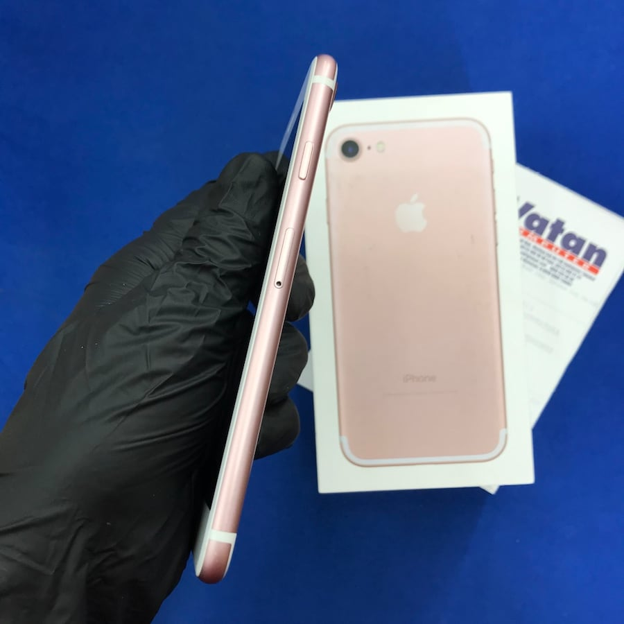Apple iPhone 7 32GB Pembe 564c9ab1-0f1a-4751-b809-4e5078acf8c9