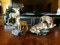 Stone Figurine of Deers and Tigers Sacramento, 95815
