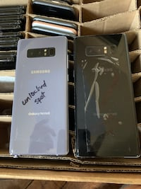 Samsung Galaxy Note 8 With Spot UNLOCKED