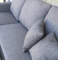 SECTIONAL/SLEEPER SOFA W/ STORAGE