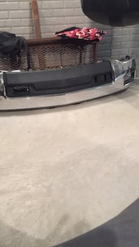 2014 chevrolet front bumper with fog lights Montgomery, 17236