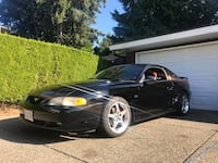 1995 Ford Mustang Surrey