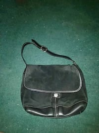 black leather shoulder bag Peoria, 85381