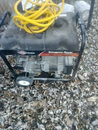 black and red portable generator Portsmouth, 23703