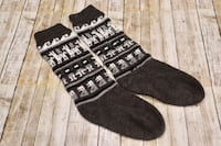 Alpaca Wool Blend Hand Knitted Socks Inca Designs Springfield, 22150