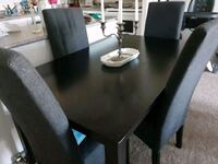 Dining room table set  Waterloo, N2J 3A5