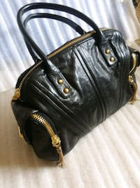 Black Metallic BOTKIER Bag Totes Beautiful Hyattsville, 20783