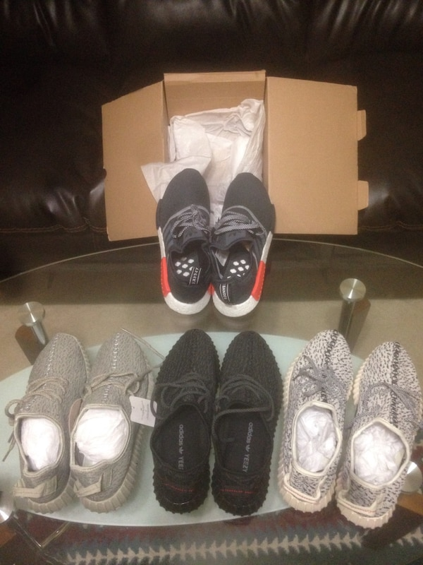 a106f3ac9 Used Adidas yeezy boost 350 pirate black for sale in Union City - letgo