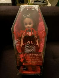 Living Dead Doll - NEVER OPENED. Demonique.