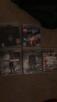 ps3 games ($10 each) Shiloh, 31826