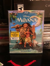 Disney Moana Bluray New York, 10036