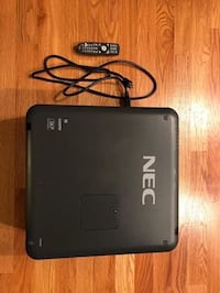 NEC projector PX800X - 8000 Lumens