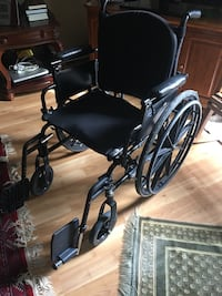 Folding wheelchair  Woodbridge, 22192