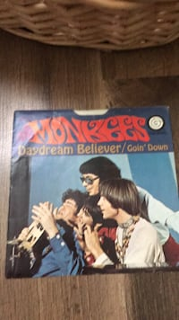 The Monkees : Daydream believer 45 Hanover, 17331