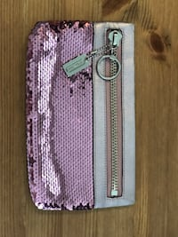 Coach Pink Sequin Pouch Kitchener, N2A 0G7