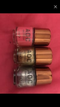 Three Nail Varnishes Erith, DA8