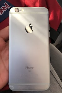 iPhone 6s with case